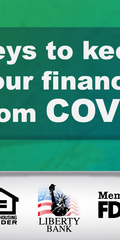 5 keys to keep your finances safe from COVID-19